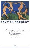 La signature humaine. Essais 1983-2008