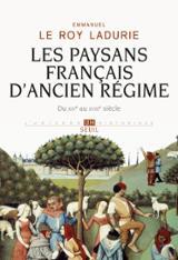 Les paysans français d´Ancien Régime