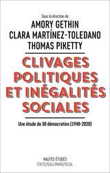 Clivages politiques et inégalités sociales