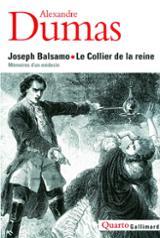 Joseph Balsamo - Le Collier de la reine. Mémoires d´un médecin
