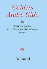 Correspondance, 1899-1950