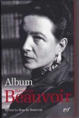 Album Simone de Beauvoir (La Pléiade 2018) -