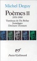 Poèmes II 1970 - 1980