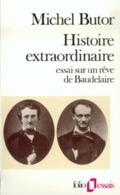 Histoire extraordinaire.  Essai sur un rêve de Baudelaire