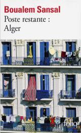 Poste restante : Alger.