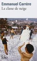La classe de neige - Carrère, Emmanuel