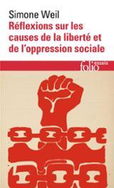 Réflexions sur les causes de la liberté et de l´oppression social