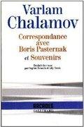 Correspondance avec Boris Pasternak