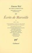 Oeuvres complètes : Ecrits de Marseille1940-1942