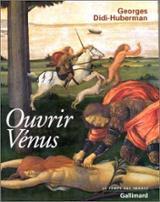 Ouvrir Vénus: rêve, nudité, cruauté