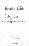 Echanges et correspondances