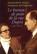 Le bureau de poste de la Rue Dupin et autres entretiens