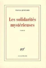 Les solidarités mystérieuses