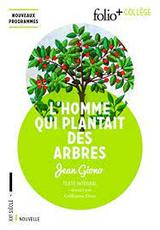 L´homme qui plantait des arbres - Giono, Jean