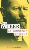Le judaïsme antique - Weber, Max