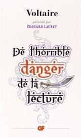 De l´horrible danger de la lecture