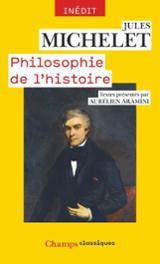 Philosophie de l´histoire