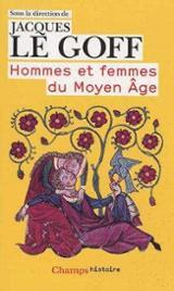 Hommes et femmes du Moyen Age