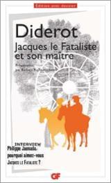 Jacques le fataliste et son maître - Diderot, Denis