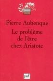 Le problème de l´être chez Aristote