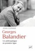 Georges Balandier, un anthropologue en première ligne