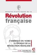 Révolution française, nº 363. L´Amérique du nord à l´époque de la