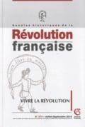 Annales historiques de la Révolution française, 373 (juillet-sept