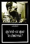 Qu´est-ce que le cinéma?