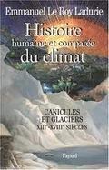 Histoire humaine et comparée du climat