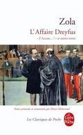 """L´Affaire Dreyfus - """"J´accuse... !"""" et autres textes"""