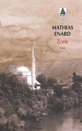 Zone - Enard, Mathias