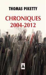 Chroniques 2004-2012