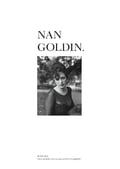 Nan Goldin - Goldin, Nan