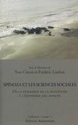 Spinoza et les sciences sociales