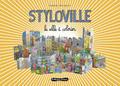 Styloville : la ville à colorier - Bourgault, Armande