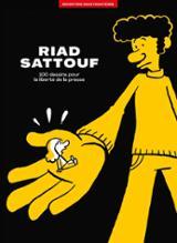 Riad Satouf, 100 dessins pour la liberté de la presse -