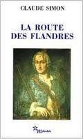 La route des Flandres - Simon, Claude