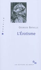 L´érotisme - Bataille, Georges