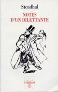 Notes d´un dilettante