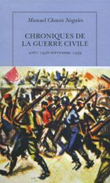 Chroniques de la guerre civile