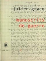 Manuscrits de guerre