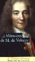 Mémories de M. Voltaire, llettres à Frédéric II