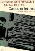 Cartes et lettres: correspondance 1966-1979