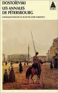 Les annales de Pétersbourg. Chroniques traduites du russe par And