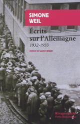 Ecrits sur l`Allemagne : 1932-1933