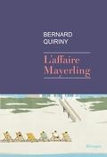 L´affaire Mayerling - Quiriny, Bernard