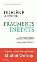 Diogène le cynique : nouveaux fragments