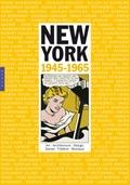 New York 1945-1965, art vie et culture