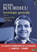 Sociologie Générale, vol. 1 Cours au Collège de France (1981-1983