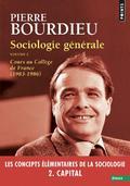 Sociologie Générale, vol. 2 Cours au Collège de France (1983-1986